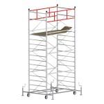 Trabattello TITANIUM PRO (Altezza lavoro 6,20 metri)