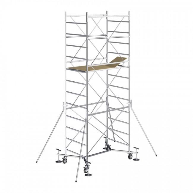 Trabattello M5 EASY (Altezza lavoro 5,90 metri)