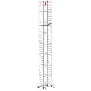 Trabattello M5 LUX (Altezza lavoro 13,30 metri)