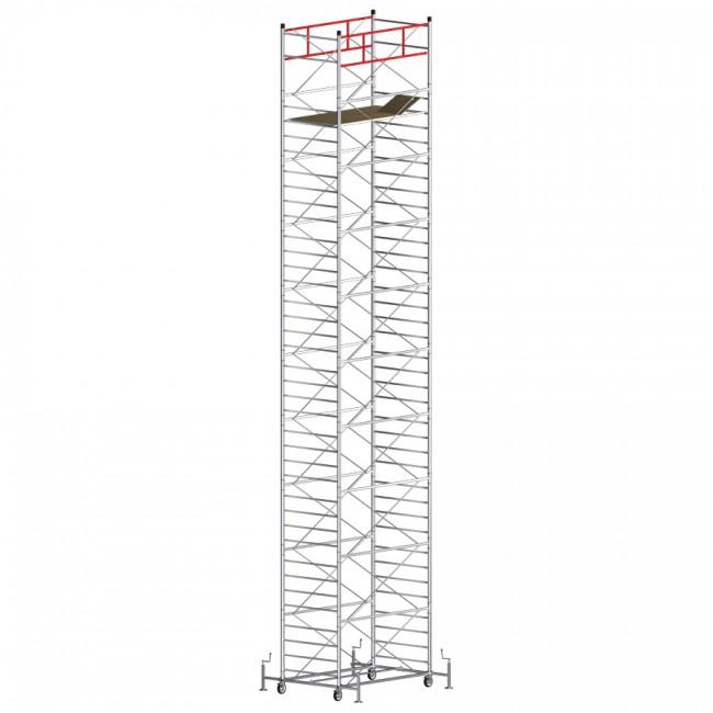 Trabattello TITANIUM PRO (Altezza lavoro 13,25 metri)
