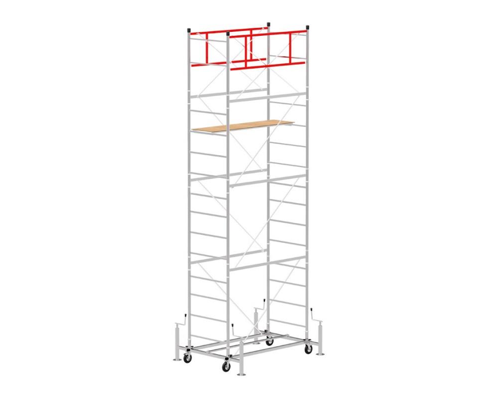 Trabattello SCEDILUX (Altezza lavoro 6,20 metri)