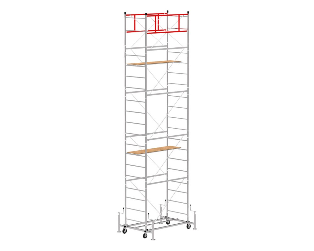 Trabattello SCEDILUX (Altezza lavoro 7,35 metri)